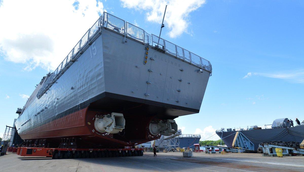 Прибережний бойовий корабель (LCS) варіанту Freedom