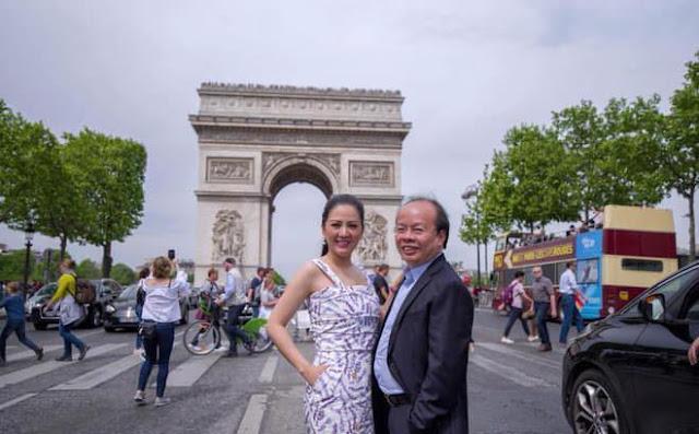 Vợ Thứ trưởng Huỳnh Quang Hải tiếp tục gây sóng gió sau khi chồng bị kỷ luật