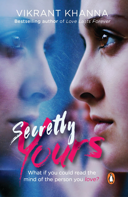Book Review  Secretly Yours - Vikrant Khanna