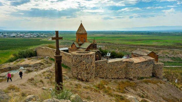 Armenia Negara Kristen Pertama Di Dunia