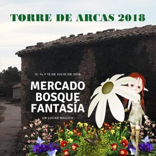 Mercado Bosque Fantasía 2018