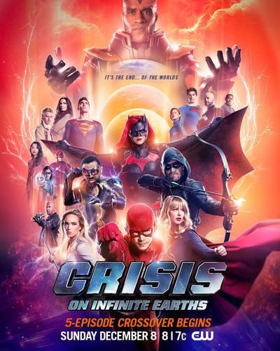 Crise nas Infinitas Terras/CW/Divulgação