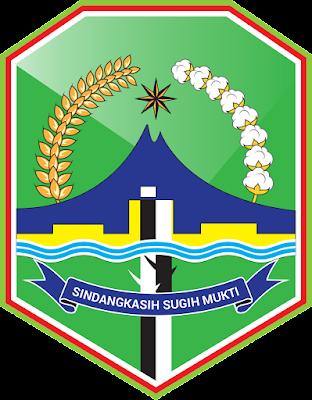 Lambang Kabupaten Majalengka 237desain.blogspot.com