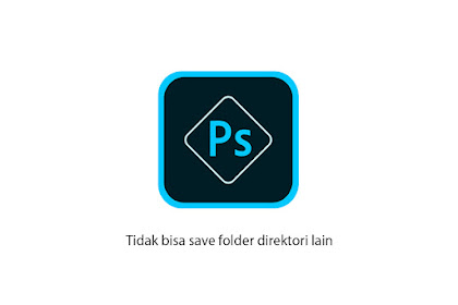 Cara Mengatasi Photoshop Tidak Bisa Save Ke Folder Lain