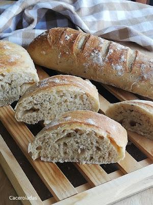 Pan de semillas casero
