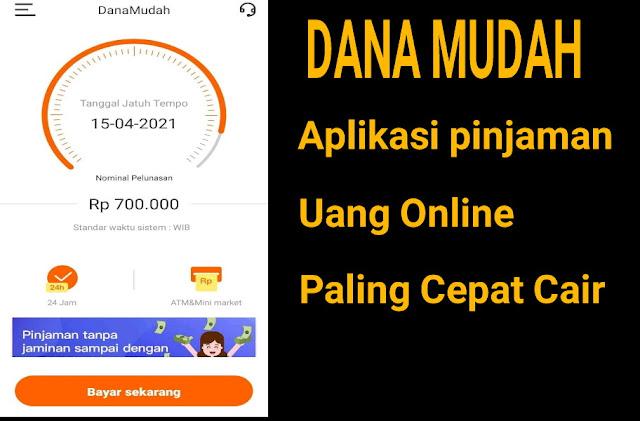 Aplikasi Pinjaman Uang Online Paling Cepat Cair