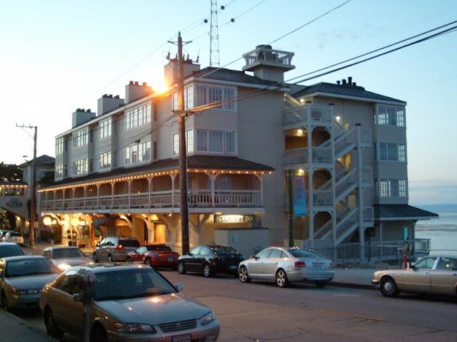 Spindrift Inn Hotel em Monterey