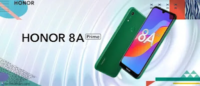 honor 8a prime launch date in india