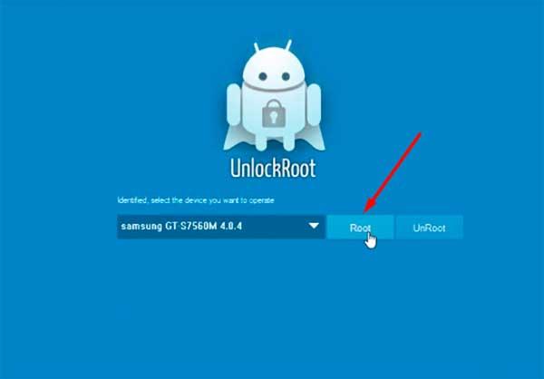 Root Samsung Galaxy Trend GT-S7560