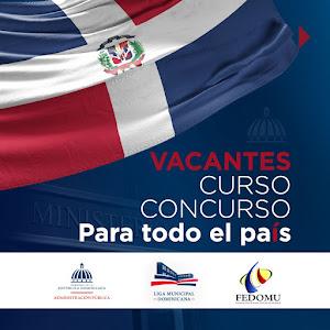 Convocatoria al Curso-Concurso-Liga Municipal Dominicana