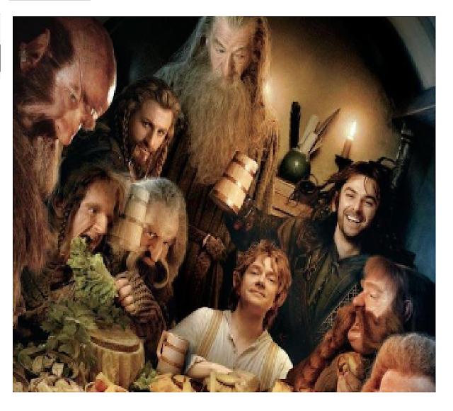 """Qual personagem de """"O Hobbit"""" você seria?"""