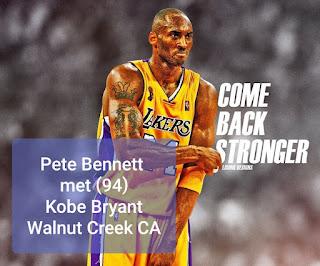 Kobe Bryant on Court