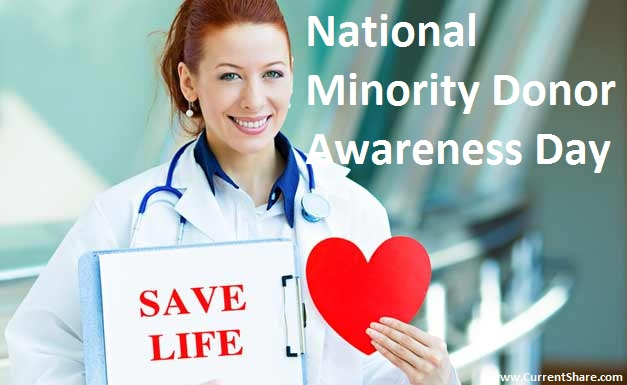 National Minority Donor Awareness Day