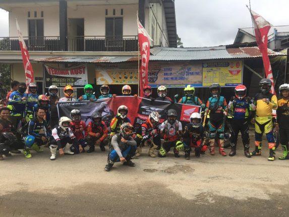 Jelajah Alam Kalbar Dengan Honda CRF150L Terbukti Seru Sob