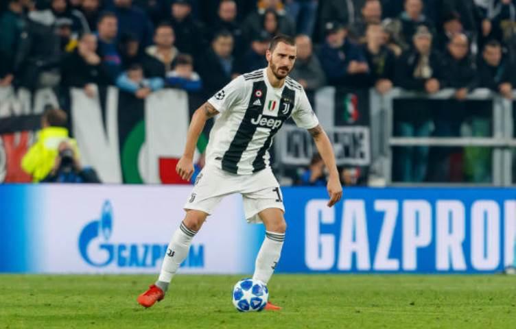 """Bonucci: """"Iznenađen sam što nisam započeo utakmicu"""""""