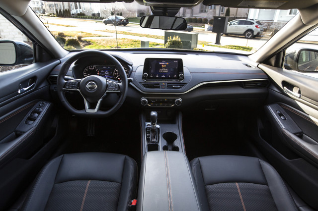 2021 Nissan Altima Review