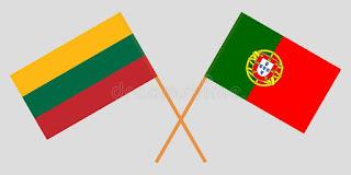Литва – Португалия смотреть онлайн бесплатно 10 сентября 2019 прямая трансляция в 21:45 МСК.