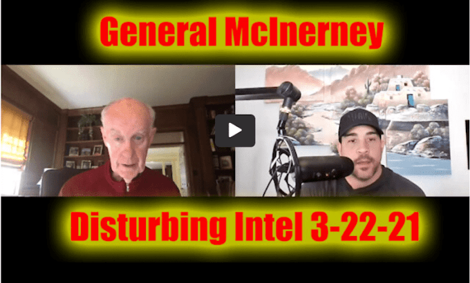Warning: DON'T TAKE THE VACCINE! – General McInerney