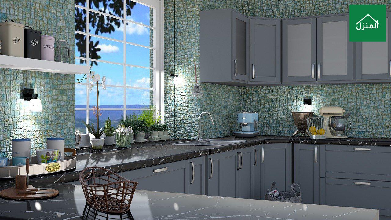 أفكار ديكور مطبخ رائعة 2021