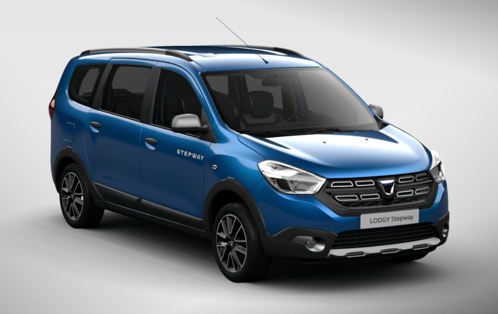 Dacia Lodgy Stepway 2017 Couleurs Colors