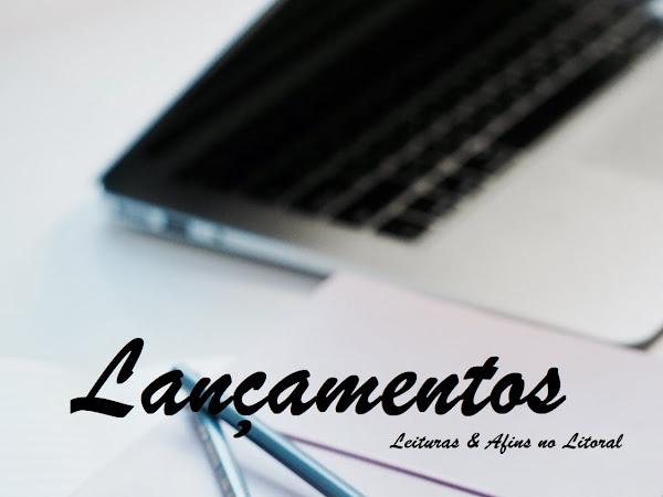 Lançamentos de Março/2020 da Editora Intrínseca