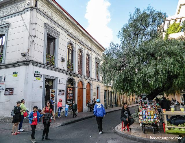 Bairro de La Candelária, Bogotá