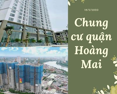 Mỏi mắt tìm mua chung cư Hoàng Mai giá 2 tỷ đồng