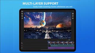 PowerDirector Aplikasi Pengeditan Video Terbaik Untuk iPad