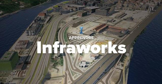 Apprendre Infraworks : Prise en main
