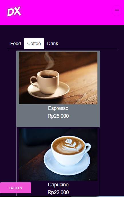 aplikasi restoran cafe rumah makan apk android