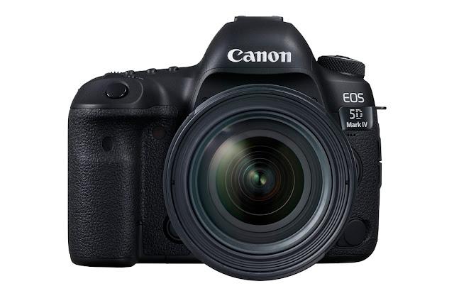 Fotografia della Canon EOS 5D Mark IV