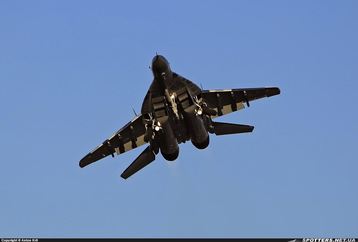 МіГ-29 б/н 71 «білий»