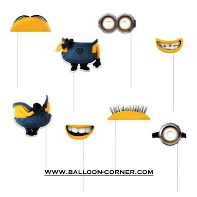 Photo Booth Props Disney Minion / Photo Booth Property Disney Minion