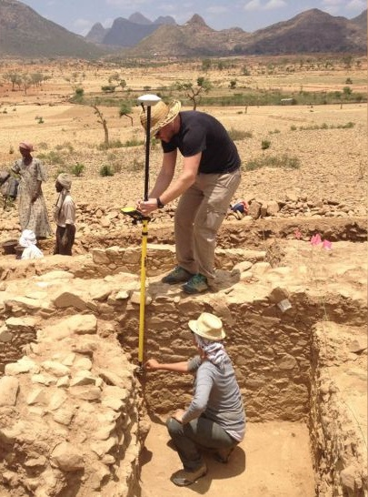 Christian Basilica discovered in Ethiopia's 'Lost Kingdom' of Aksum