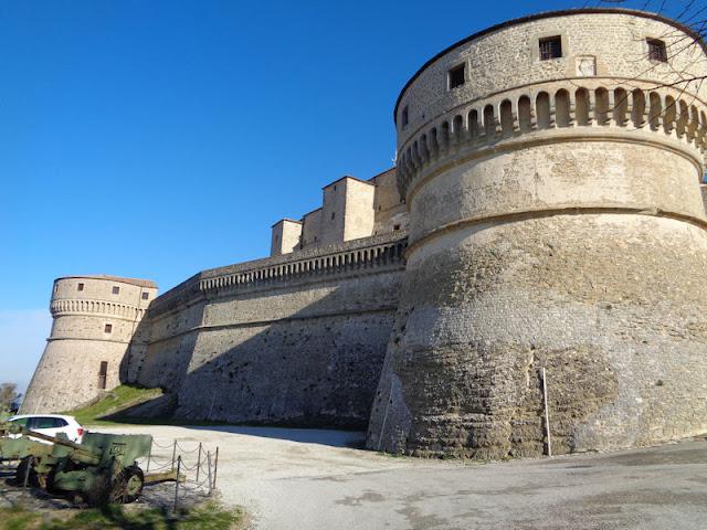 Trave blog Viaggynfo - Rocca di san Leo Rimini