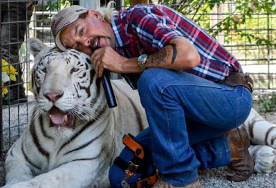 Netflix Famous Tiger King Zoo Permanently Closes.