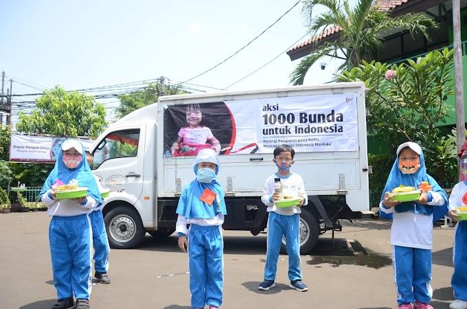 Aksi Ikan Untuk Anak Bantu Cegah Kelaparan Anak Indonesia