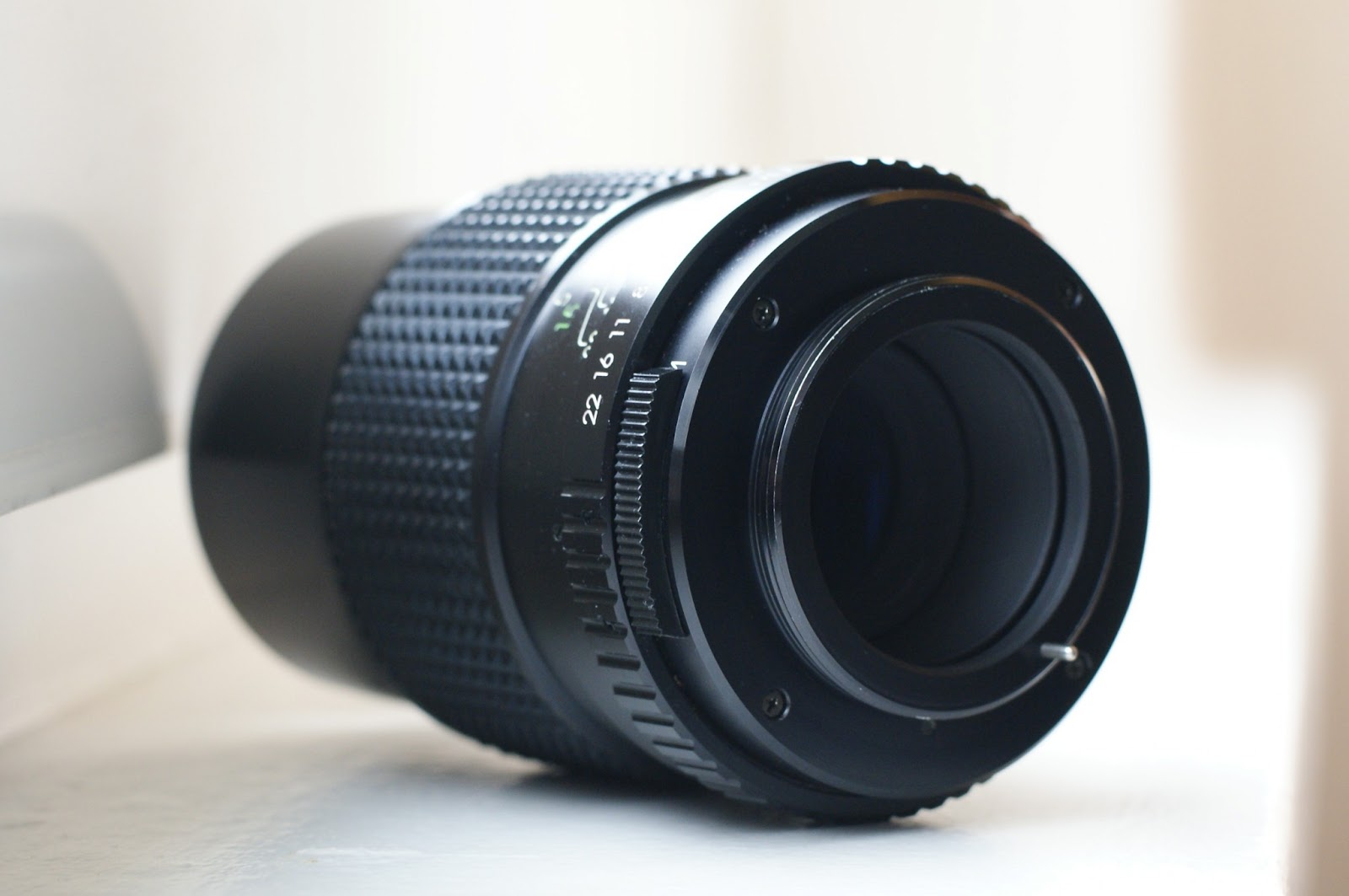 Praktica 135mm f/2.8