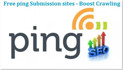 50+ Daftar Ping Submission Sites Gratis 2020