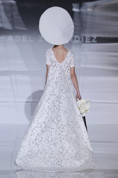Propuesta para las novias de 2017 de Isabel Zapardiez