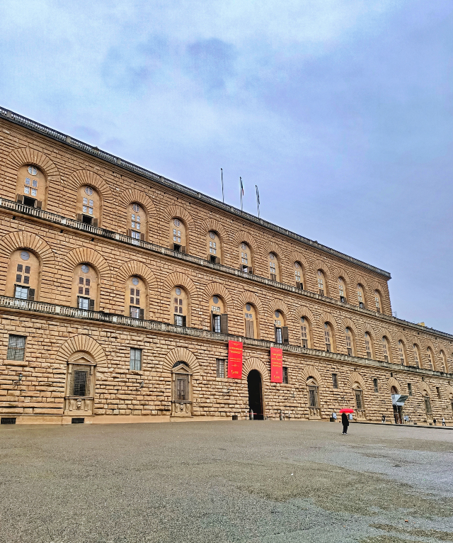Palazzo Pitti in Florence, what to see in Florence in 48 hours