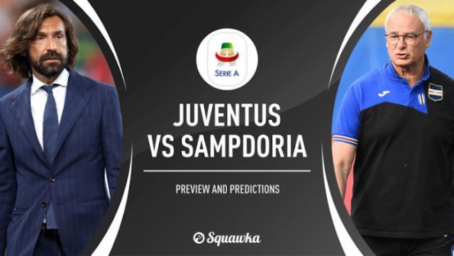مشاهدة مباراة يوفنتوس وسامبدوريا بث مباشر اليوم 20-09-2020 بالدوري الإيطالي