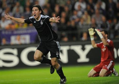 Kleo slavi gol u Briselu (getty images)