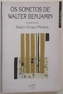 Os Sonetos de Walter Benjamin