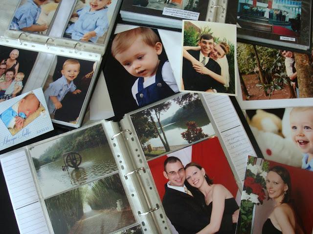 Projeto 52 Objetos | Objeto 2 (Coleção de Fotografias)