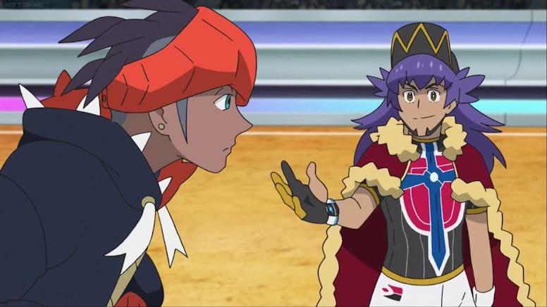 Roy e Leon Jornadas Pokémon