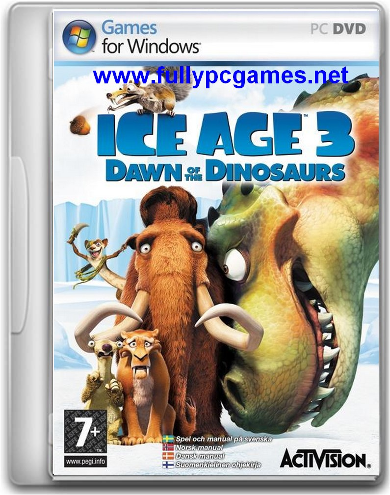 Ice age 3 game free download.