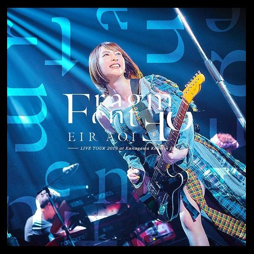 "Eir Aoi - LIVE TOUR 2019 ""Fragment oF"" [Blu-Ray]"
