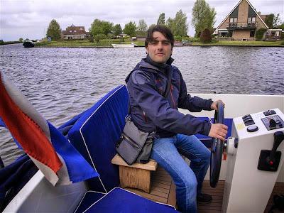 Navegando por Slotermeer
