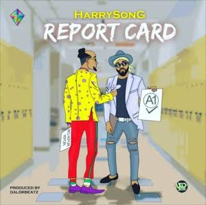 Harrysong-report card